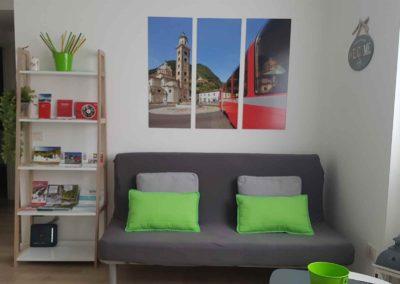 Dormire a Tirano - Casa vacanze del Trenino Rosso 002